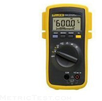how to select capacitance meter