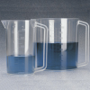 Nalgene® Clear Beakers With Handles -- 70060 - Image