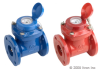 Hot & Cold Water Meters -- Woltmann Type - Image