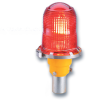 Red Aviation Obstruction Light -- Model 810S-120R