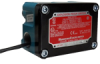 MICRO SWITCH EX Series Explosion-Proof Limit Switches, Side Rotary, 1NC 1NO SPDT Snap Action, 10.5 foot Cable -- EXH-AR3