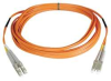 Fiber Optic Patch Cable, LC/LC,2M -- 6HKL4