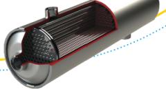 Nitrogen membrane filter