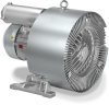 Two-Stage, Side Channel Regenerative Blower -- Samos SB 0310, 0530, 1100 D2 -Image