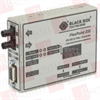 BLACK BOX CORP ME661A-MST ( ASYNC RS232 EXTENDER, FIBER DB9 FEMALE ST MM 5-KM ) -Image