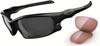 Oakley Split Jacket Polarized Sunglasses Array with Polished -- OK-OO9099-04
