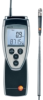 testo 416 vane anemometer with cabled telescopic vane probe, battery and calibration certificate -- 400563 4161