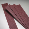 Clip-On - Premier Red Zirconia Alumina Paper Open -- File Strips
