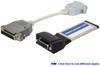 Single Parallel Port ExpressCard Adapter -- ECP120