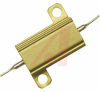 Resistor;Wirewound;Res 100 Ohms;Pwr-Rtg5 W;Tol 1%;Lug;Alum Housed;Military -- 70201535