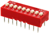 DIP Switches -- 732-3839-5-ND -Image