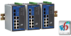 DIN-Rail Managed Ethernet Switch -- EDS-510A Series
