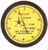 Back Plunger Dial Indicators -- 641M Series-Image