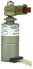 Environmentally sealed limit switch with Leadwire termination, Rotary Roller Lever actuation, DPDT Circuitry, 5 A (Resistive) ampere rating at 28 Vdc, Military Part Number MS21320-2 -- 31EN1-6 - Image