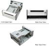 USA S-3 Industrial Mini-ITX Desktop Chassis -- 1407650 - Image