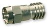 RF Broadband Coaxial Connectors -- Hex Crimp F Connectors - Image