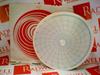 HONEYWELL 12583 ( CHART CIRCULAR PAPER RANGE 0-2500 24HR 100/BOX ) -Image