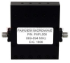 Bandpass Cavity Filter Operating From 869 MHz to 894 MHz With SMA Female Connectors -- FMFL006 -Image