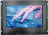 10.1 inch Rack Mount Industrial LCD Monitor -- AMG-10IPDB01T1 -Image