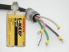 Loctite Hysol 1511184 Black Base & Accelerator (B/A) Epoxy Potting Compound - 50 ml Dual Cartridge - E-40EXP -- 079340-00086 - Image