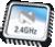 Low power 2.4 GHz RF Mono Audio-Streamer -- nRF2459