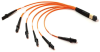 MTP Fiber Cables for 40/100G Networking -- View Larger Image