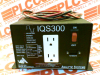 ANALYTIC SYSTEMS IQS300-C1W-12-110 ( POWER INVERTER 48AMP/11-14VDC IN 110/120VAC OUT ) -- View Larger Image