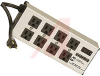 Surge Suppressor; 8; 6 ft.; UL Listed, CSA Certified; 15 A; 120 VAC; -- 70175090