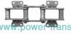 Cast Iron Chain C102B-K2 -Image