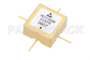 Surface Mount (SMT) Voltage Controlled Oscillator (VCO) 50 MHz to 100 MHz, Phase Noise of -135 dBc/Hz, 0.5 inch Hi-REL Hermetic -- PE1V13006 - Image