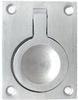 Flush Pulls, Solid Brass -- 838166