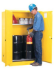 Drum Storage Flammable Cabinet -- T9H116293 - Image