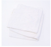 NuTrend 537-50 White Cloth 50 lb Terry Towel - Corrugate -- NUTREND 537-50 - Image