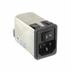 Power Entry Connectors - Inlets, Outlets, Modules -- 10CHS1-ND - Image