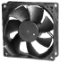 R8025X24BPLBx R-Series (High Current - High Airflow) 80 x 80 x 25 mm 24 V DC Fan -- R8025X24BPLBx -Image