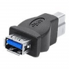 SIIG SuperSpeed USB - USB adapter - 9 pin USB Type A (F) - 9 -- CB-US0D11-S1
