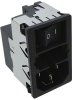 Power Entry Connectors - Inlets, Outlets, Modules -- 486-2289-ND -Image