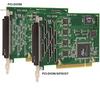 96-Channel Digital I/O Board with SIP Sockets -- PCI-DIO96/SIPSCKT