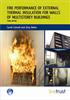 Fire performance of external thermal insulation for walls of multistorey buildings -- BR135