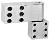 Standard Series-K Surface Mounted Adjustable Hinges -- Series K