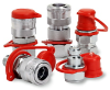 High Pressure Hydraulic Couplings -- Series 115 -- View Larger Image