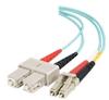 Cables to Go 10 Gb LC/SC Duplex 50/125 Multimode Fiber.. -- 33053