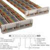 Rectangular Cable Assemblies -- M3DDK-5060K-ND -Image