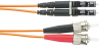 Fiber Cable Assemblies : Patch Cords, Interconnects and Pigtails : Duplex -- F5E2-10M25Y