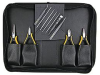 WIHA - 32791 - ESD SAFE PLIERS SCREWDRIVERS AND TWEEZERS SET, 11PC. -- 624584