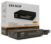 Linkskey 5-port 10/100/1000 Gigabit Ethernet Switch -- LKS-SG5P