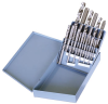 18 Piece TAP-DRILL SET (Metal Box) -- T9170