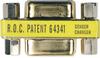 Compact/Slimline DB9 Coupler Gender Changer (F/F) -- P150-000 - Image