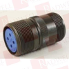 DDK DMS3101A20-7S ( CIRCULAR CONNECTORS, DMS-F SERIES, 8 CONTACTS, STRAIGHT PLUG, ) -- View Larger Image