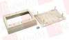 WIREMOLD 2348 ( DEEP BOX; NO. OF GANGS:1; INTERNAL DEPTH:-; ELECTRICAL BOX MATERIAL:-; ELECTRICAL BOX MOUNTING:SURFACE; FOR USE WITH:DEEPER SWITCHES AND DEVICES; PRODUCT RANGE:- ;ROHS COMPLIANT: NO )